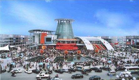 杭州四季青服装市场,上海新七浦服装市场
